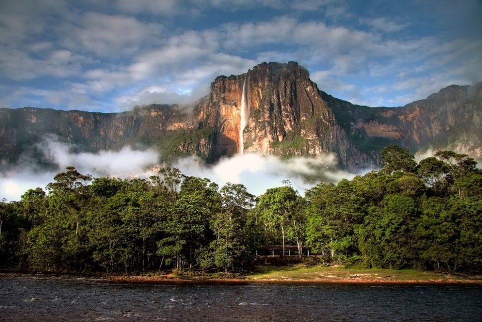 tallest waterfalls 1