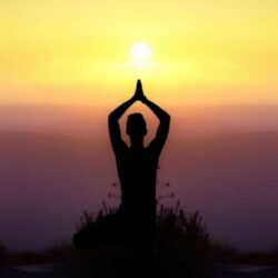 Yoga isn't religion