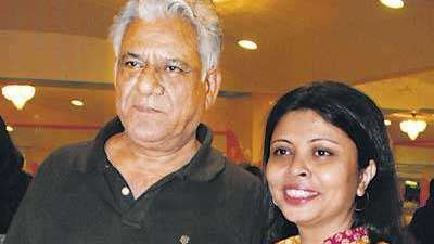 Om Puri denies wife's allegations of violence - Youngisthan.in