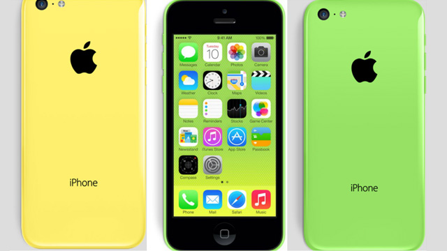 iphone 5s features iphone 5s and 5c key features 11195