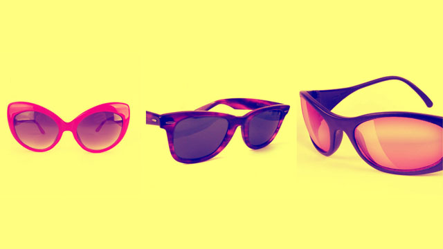 How To Choose The Right Sunglasses For Your Face!