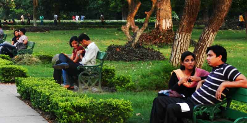 Romantic Safe Places in Kolkata for gf/bf Lovers Park in Kolkata