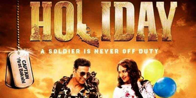 Holiday A Soldier Is Never Off Duty The Movie