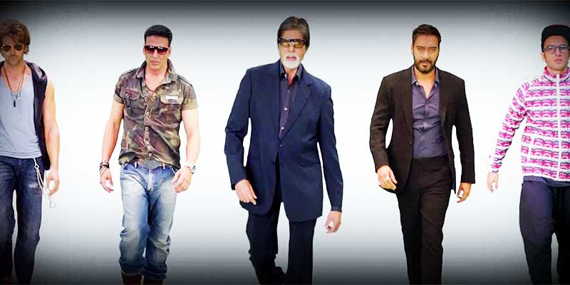 Bollywood Stars Get Together To Give Tribute To Mother India