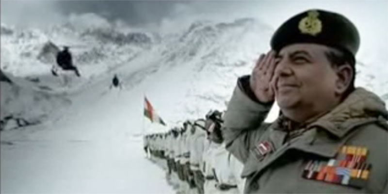 national anthem video from siachen